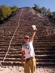 MEXICO, Coba Ruins