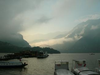 3 gorges Yangtzi River