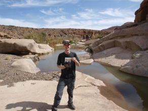 ALGERIA, Sahara Desert near Tamanrasset