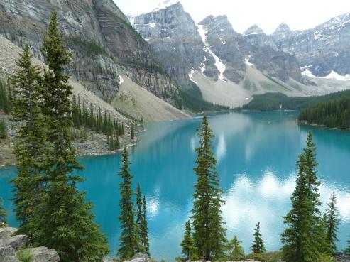 Lake Moraine, Banff, Canada