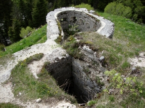 Julian Alps - War bunkers