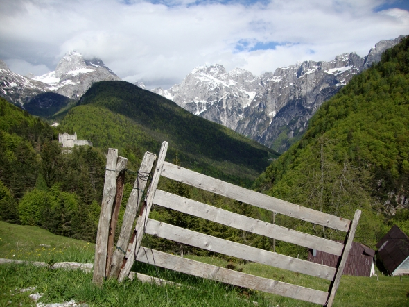 No fence here - Julian Alps