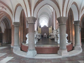 Roskilde Catherdral.