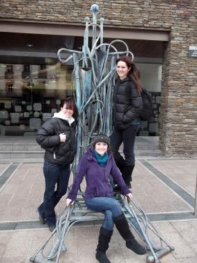 RTW, Maggie, Savannah, Breanna