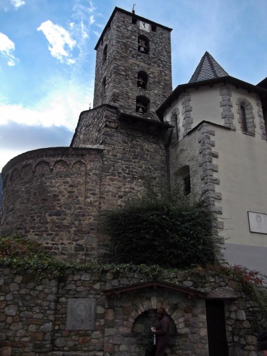 Saint Esteve, Andorra