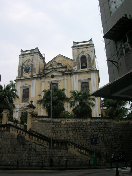 St Lorenzo Church