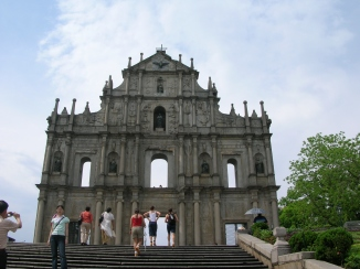 St Pauls facade