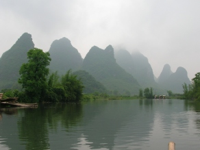Yangshou. china