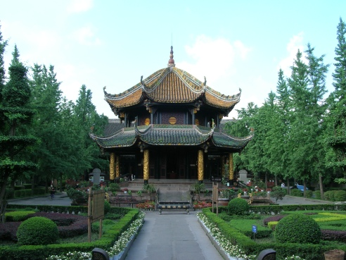 China, Chengdu