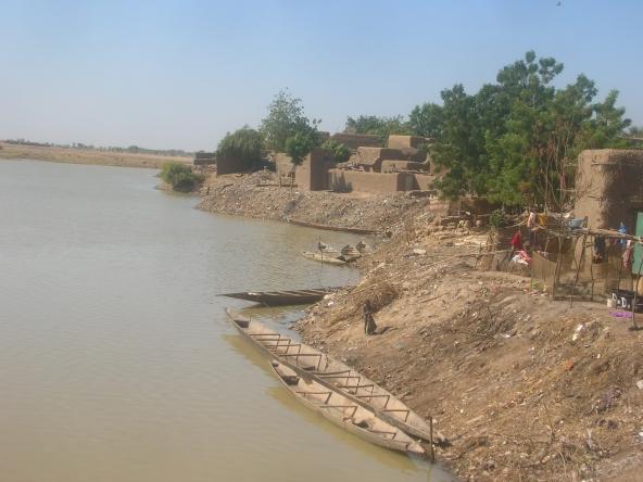 Djenne, Mali