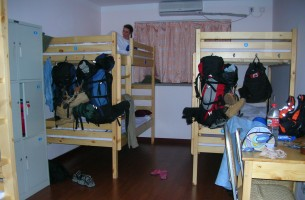 Hostel in Beijing