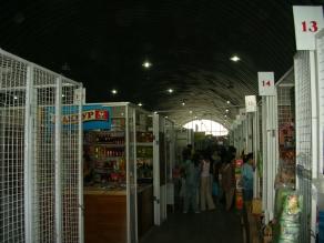 Central market, Ulaan Baatar
