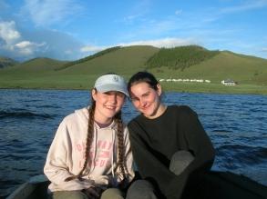 Savannah and Bree - White Lake
