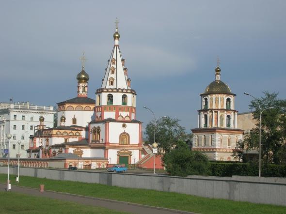 Irkutsk Znamenskiy (the Omen) Convent