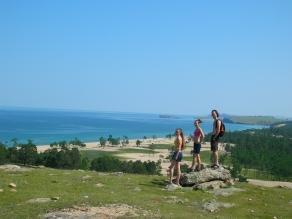 Lake Baikal - Olkhen Island