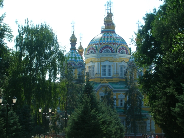St. Ascension Cathedral - Almaty