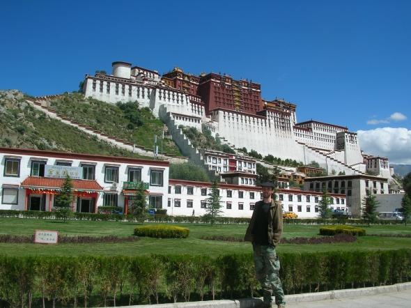 Ammons Birthday, Potala Palace