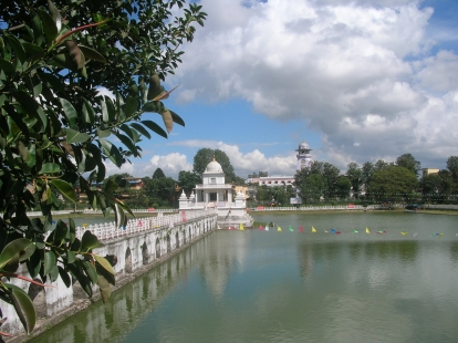 Queens pond - Katmandu