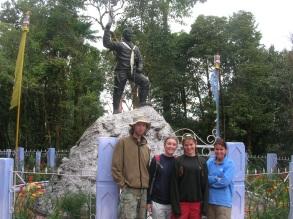Tenzing Norgay memorial