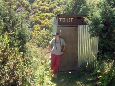 Need A toilet