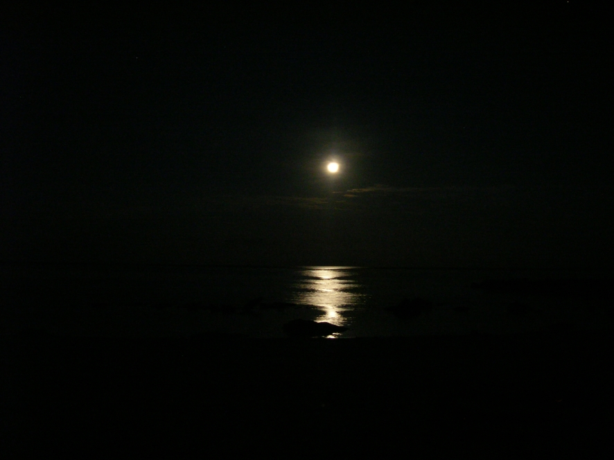And Moon rise - Asd
