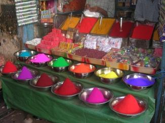 Dye shop