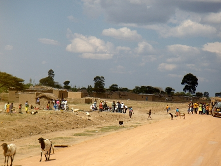 friendly villages - Angola