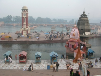 Ganges River - Haridwar