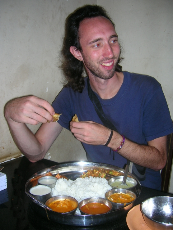 Ammon loves Thali
