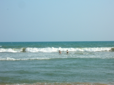 Bay of Bengal - Puri