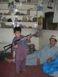Darra Adam Khel village.