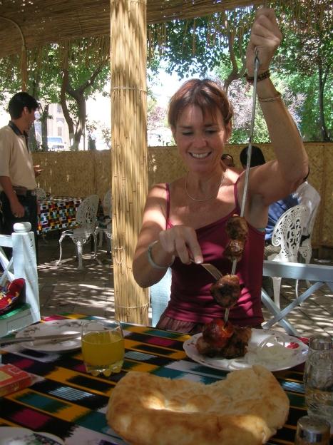 Kebabs - Khiva