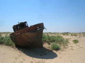 Moynaq Aral Sea