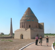Arslan Mausoleum, Konye-Urgench