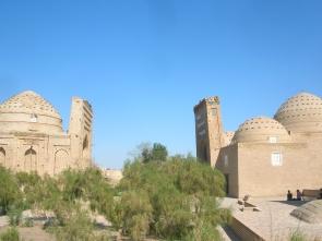 Mausoleums, Konye-Urgench