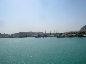 Port of Turkmenbashi