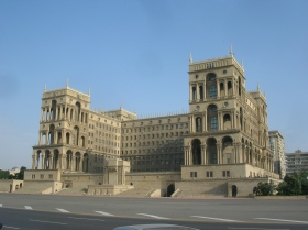 Baku Governments House, Baku, Azerbaijan
