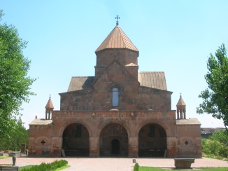 St Gayane Church, Echmiadzin, Armenia