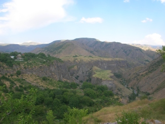 Garni Historical and Cultural Museum Reserve., Armenian countryside