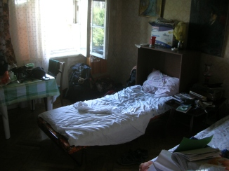 Our room, Armenia