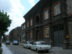 Streets of Gyumri, Armenia