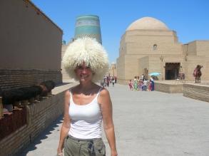 Nice hat - Khiva