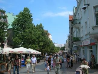 Quaint town of Hel.