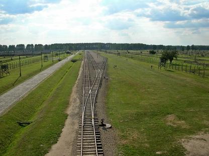 Birkenau concentration camp