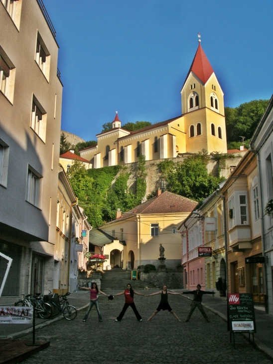 Catholic church, Trencin