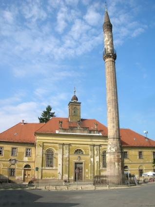 Eger Minaret relic
