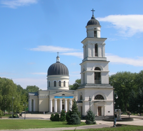 Orthodox Cathedral - Chisinau