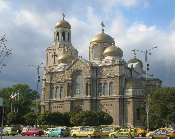 Varna Cathedral, Bulgaria
