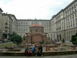 t. George Rotunda, Bulgaria