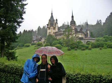 Peles Castle - Sinaia
